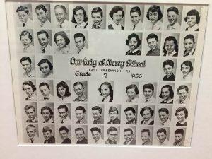 Grade 7 1956